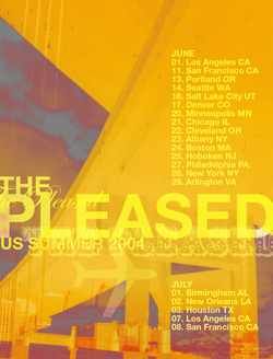 The Pleased US Tour
